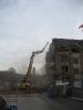 Abbruch Industriebrache in Werdau