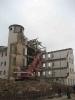 Abbruch Mehrfamilienhaus in Werdau