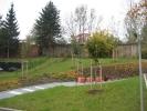 Revitalisierung einer Abbruchfläche zu einer Grünanlage