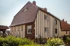 denkmalgerechte Sanierung Doppelhaus