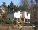 Zweifamilienhaus am Berg