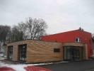 Bürogebäude mit Reinraumlabor in Werdau